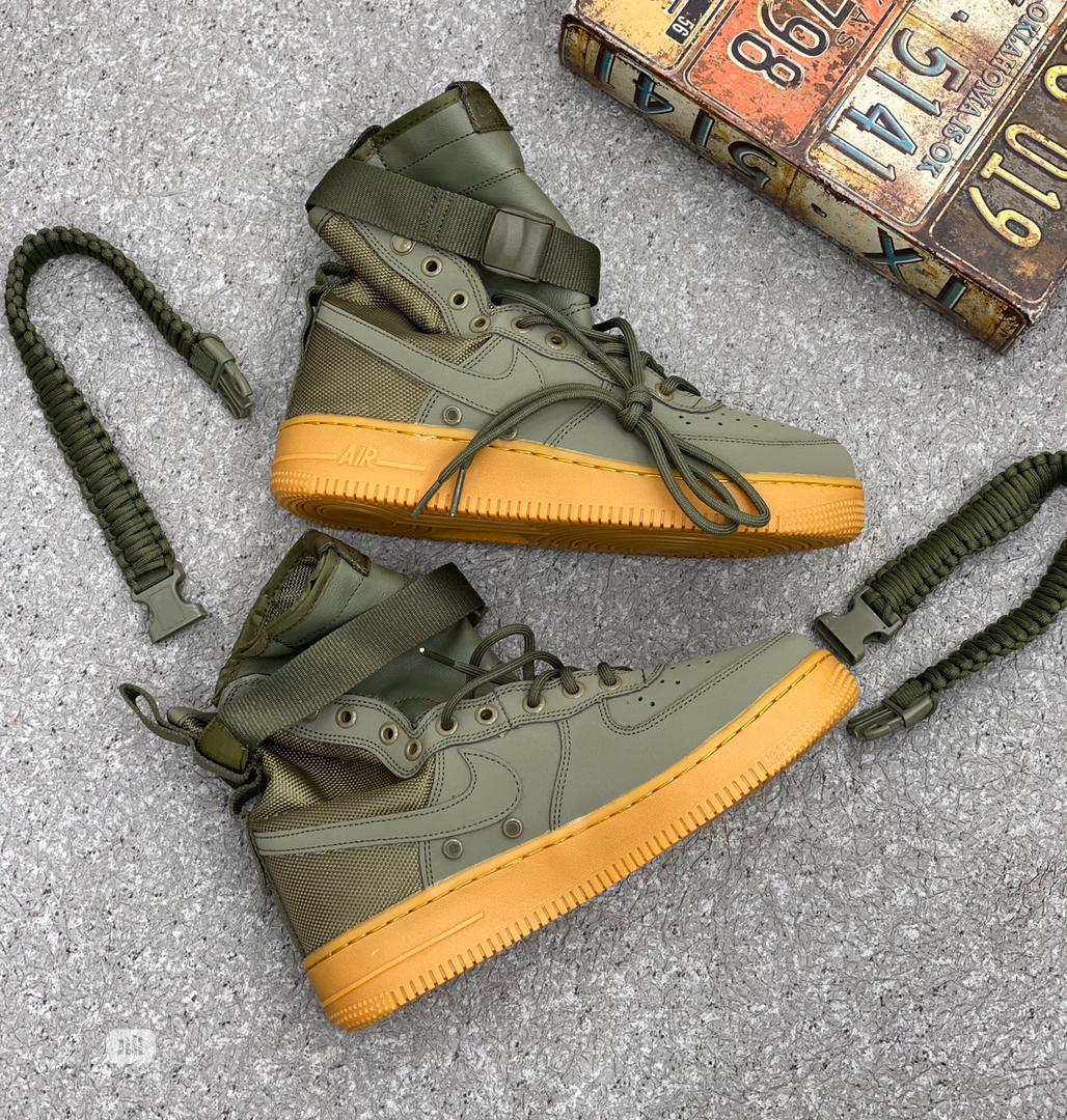 Nike Air Force High Top Sneakers | Shoes for sale in Lagos Island (Eko), Lagos State, Nigeria