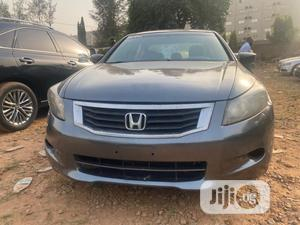 Honda Accord 2008 2.0i-Vtec Executive Gray   Cars for sale in Abuja (FCT) State, Central Business Dis