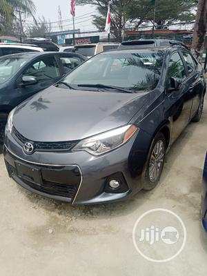 Toyota Corolla 2015 Gray   Cars for sale in Lagos State, Ajah