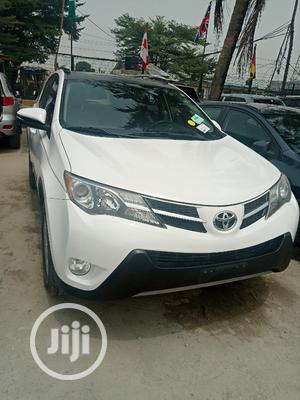 Toyota RAV4 2013 XLE AWD (2.5L 4cyl 6A) White | Cars for sale in Lagos State, Ajah