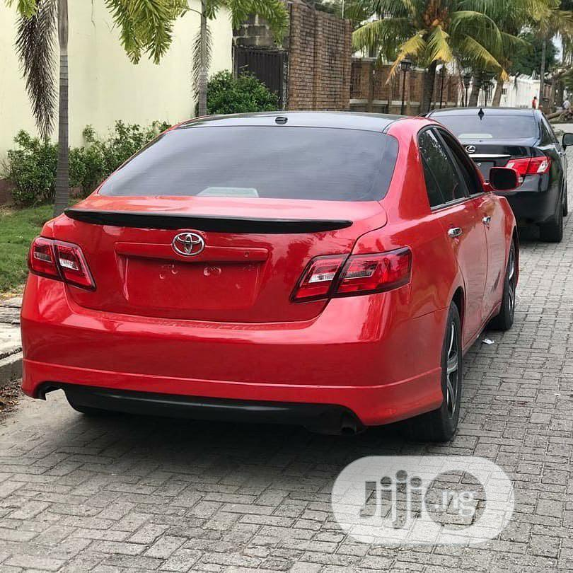 Archive: Upgrade Your Toyota Camry 2007 to Lexus Face
