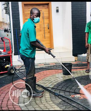 Interlock Washing Machine   Cleaning Services for sale in Lagos State, Gbagada