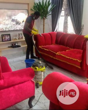 Upholstery/Sofa Cleaning Service   Cleaning Services for sale in Lagos State, Gbagada