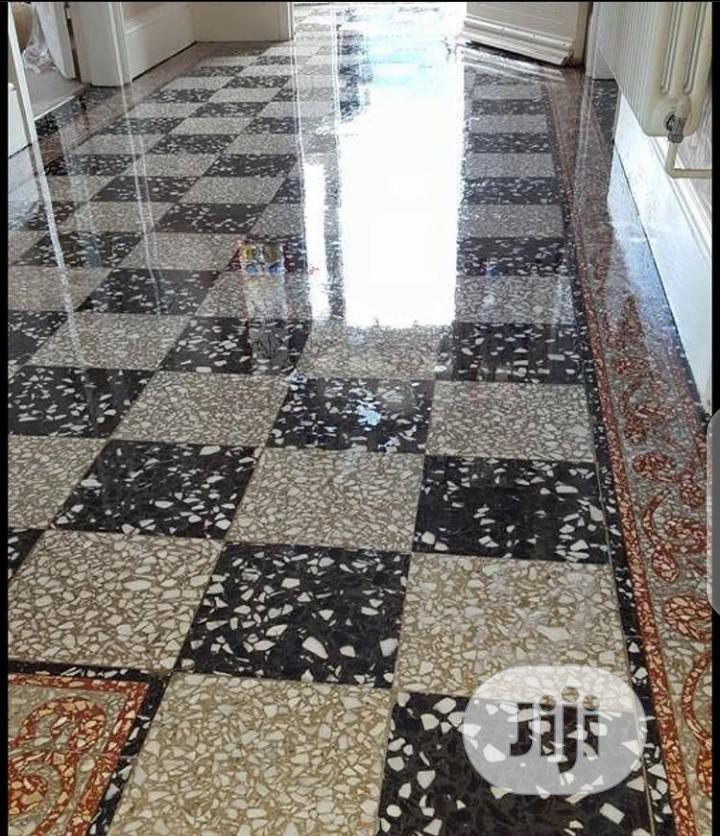 Best Terrazzo Floor Restoration