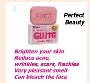 Niriko Gluta Double White Glutathione Soap   Bath & Body for sale in Lagos State, Ikeja