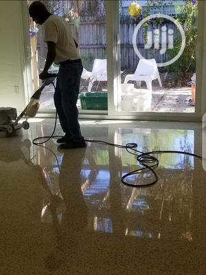 Terrazzo Restoration and Polishing | Cleaning Services for sale in Lagos State, Gbagada