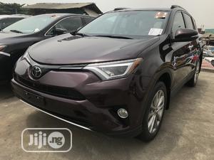 Toyota RAV4 2016 Brown   Cars for sale in Lagos State, Apapa