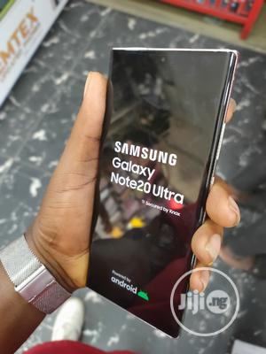Samsung Galaxy Note 20 Ultra 256 GB   Mobile Phones for sale in Lagos State, Ikeja