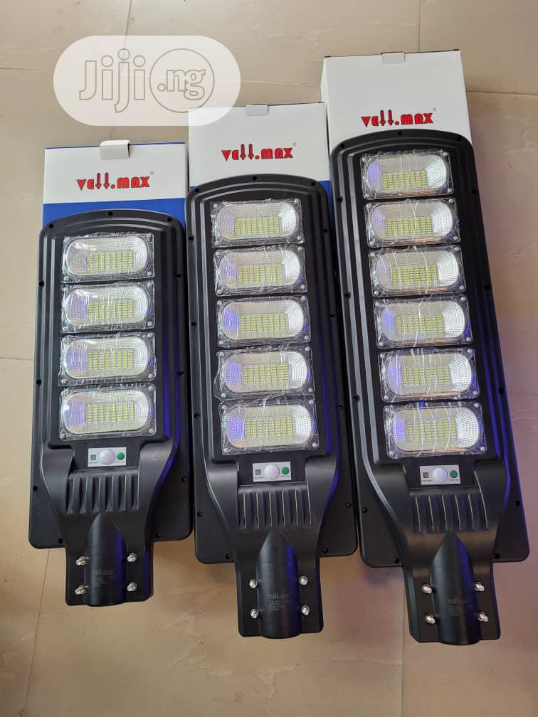 Veiimax 120/150/180w Solar Street Light