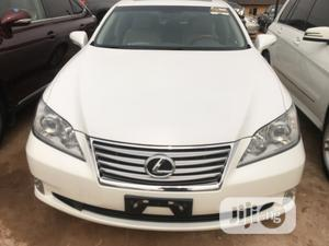 Lexus ES 2010 350 White | Cars for sale in Edo State, Benin City