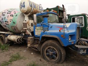Mack Concrete Mixer 11 Cubic | Heavy Equipment for sale in Lagos State, Amuwo-Odofin