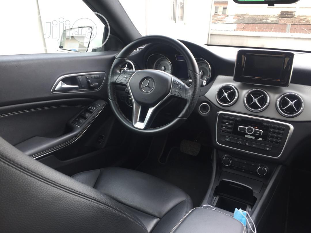 Archive: Mercedes-Benz CLA-Class 2015 White