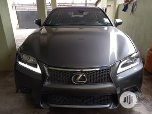 Lexus GS 2013 Gray | Cars for sale in Lagos State, Yaba