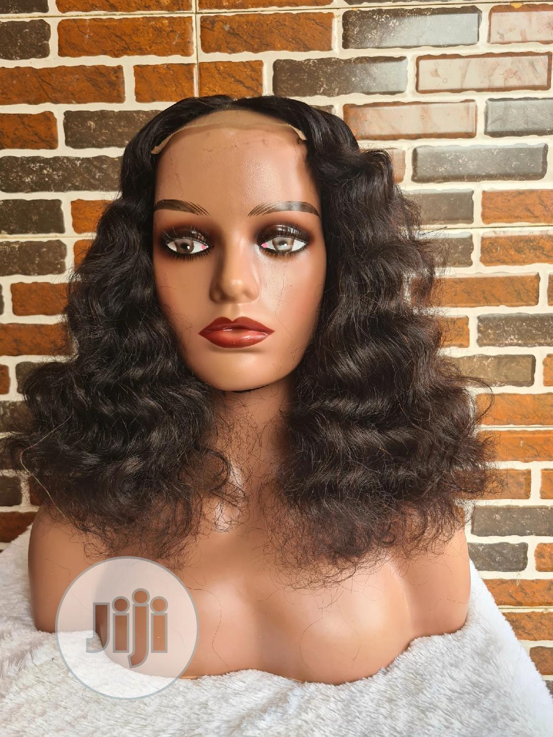 12 Inches Curly Celine Wig