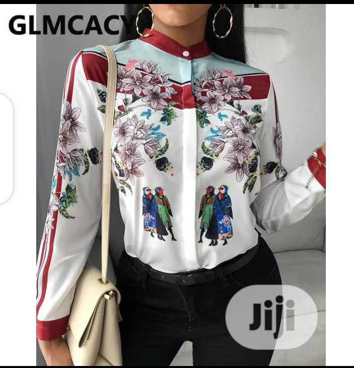Female Fashion Shirt | Clothing for sale in Alimosho, Lagos State, Nigeria