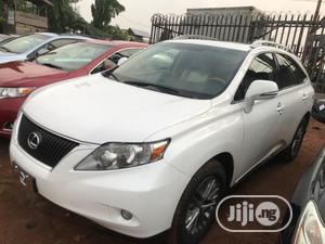 Lexus RX 2010 350 White | Cars for sale in Edo State, Benin City