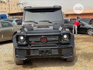 Mercedes-Benz G-Class 2013 Base G 550 AWD Black | Cars for sale in Abuja (FCT) State, Gwarinpa
