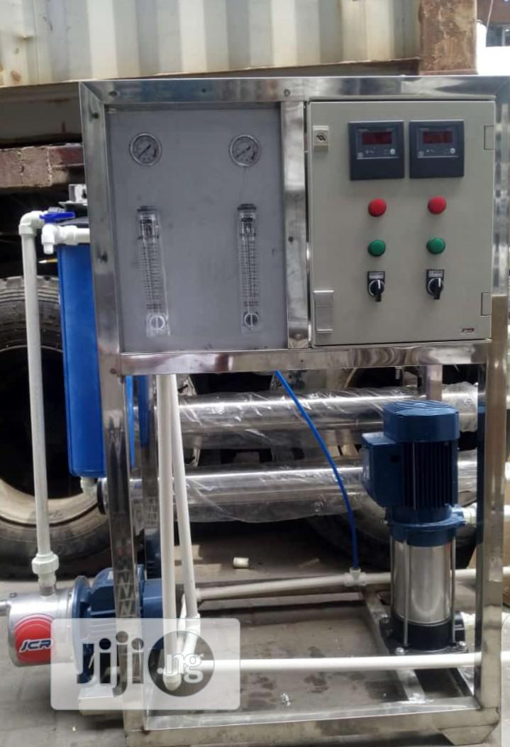 Archive: Coupled Reverse Osmosis for Water Treatment