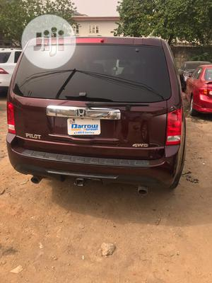 Honda Pilot 2012 Red   Cars for sale in Lagos State, Isolo