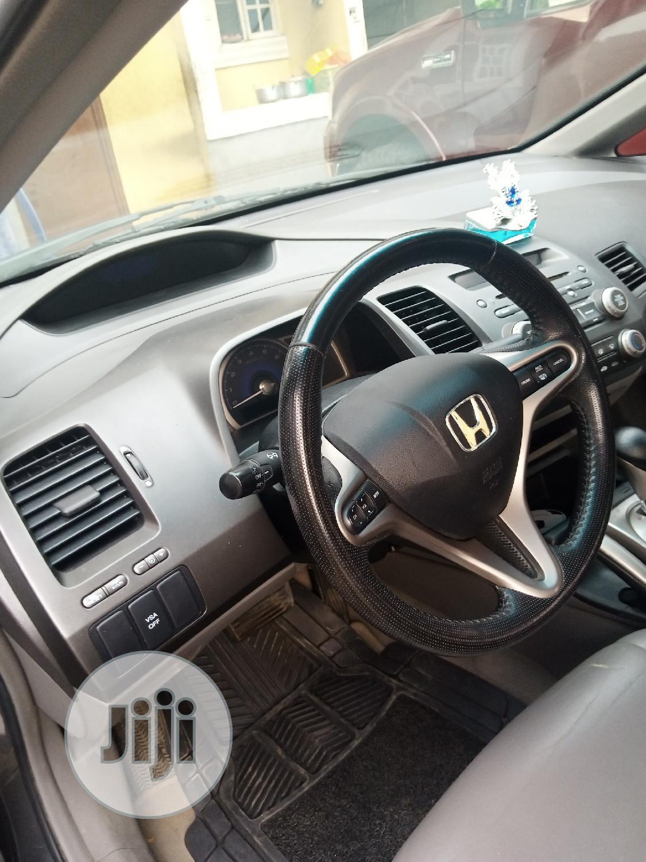 Honda Civic 2009 Gray | Cars for sale in Warri, Delta State, Nigeria