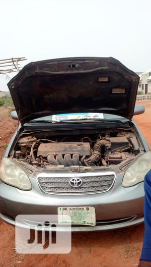 Toyota Corolla 2006 LE Gray | Cars for sale in Ogun State, Ewekoro