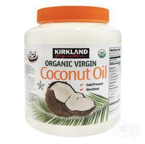 Kirkland Organic Virgin Coconut Oil - 2.38kg Tub | Feeds, Supplements & Seeds for sale in Abuja (FCT) State, Gwarinpa