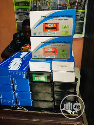 30ah 12/24v Pwm Solar Charge Controller   Solar Energy for sale in Lagos State, Ajah