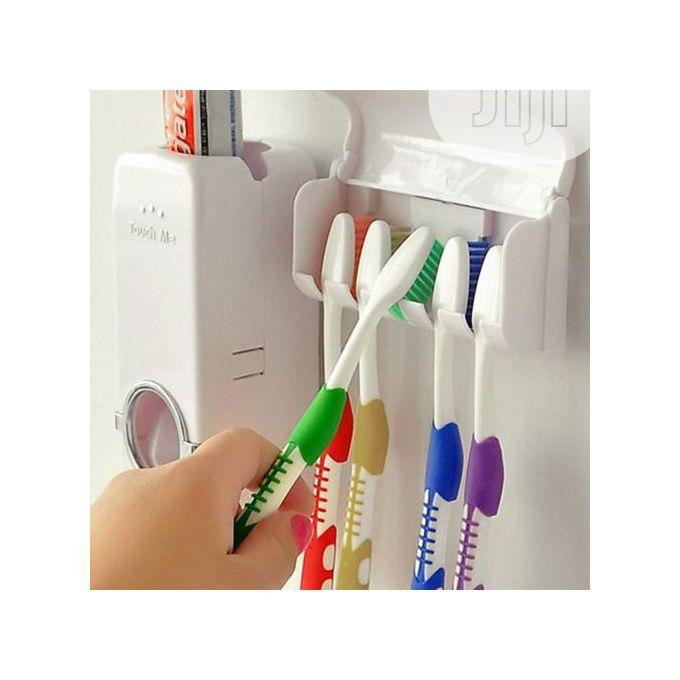 Archive: Toothpaste Dispenser