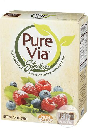Purevia All Natural Zero Calorie Sweetener - 40 Packets | Feeds, Supplements & Seeds for sale in Abuja (FCT) State, Gwarinpa