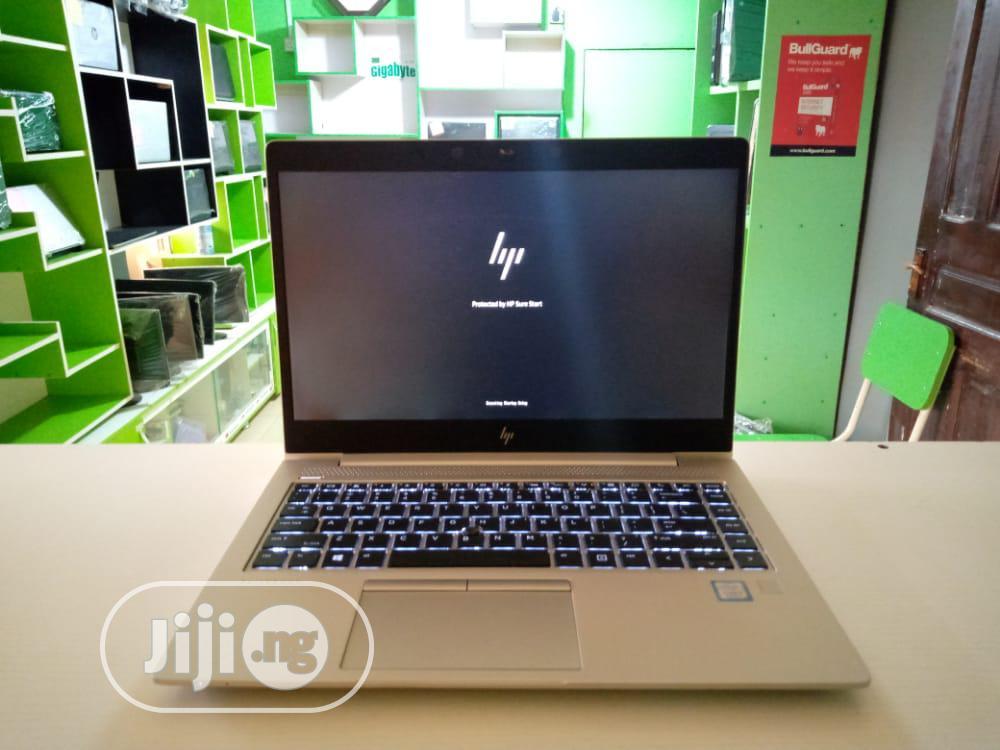 Laptop HP EliteBook 840 G5 16GB Intel Core I7 SSD 512GB | Laptops & Computers for sale in Ilorin South, Kwara State, Nigeria