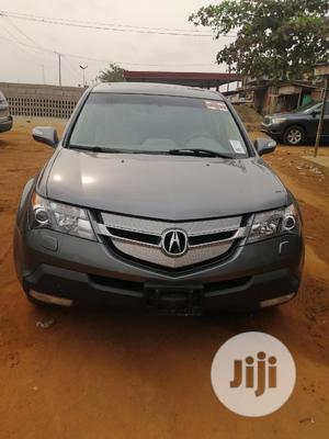 Acura MDX 2008 SUV 4dr AWD (3.7 6cyl 5A) Gray | Cars for sale in Lagos State, Ojo