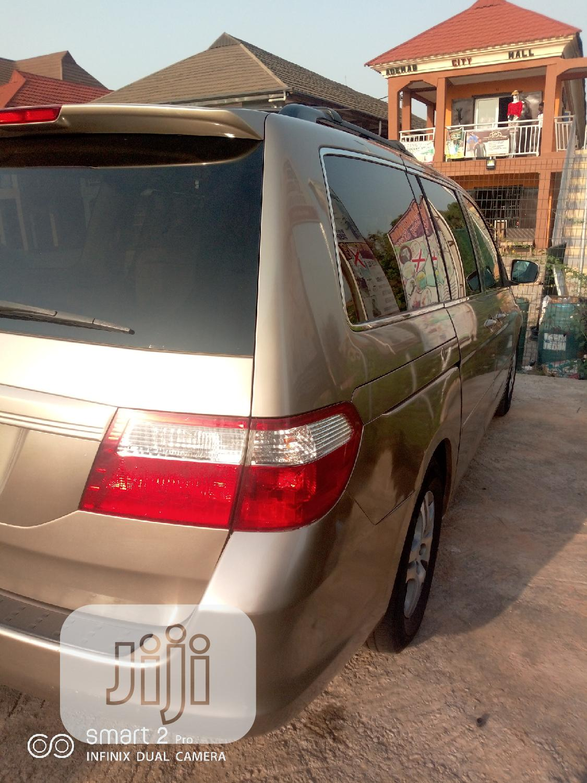 Honda Odyssey 2006 Touring Gold | Cars for sale in Osogbo, Osun State, Nigeria