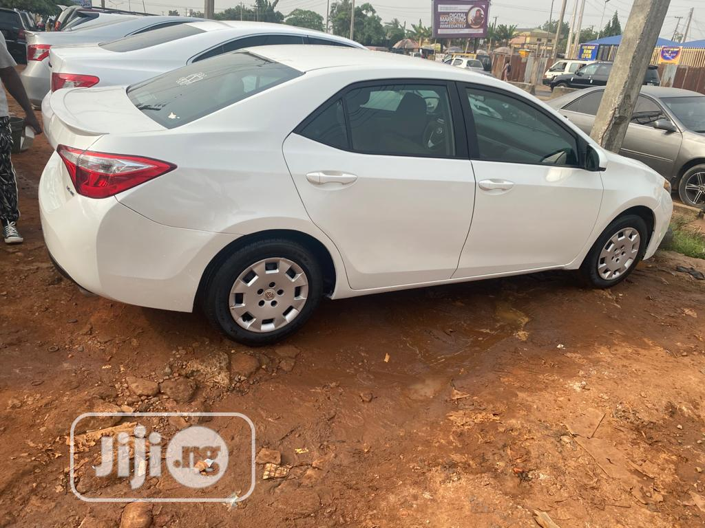 Toyota Corolla 2014 White | Cars for sale in Benin City, Edo State, Nigeria