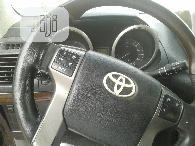 Toyota Land Cruiser Prado 2010 4.0 I Black | Cars for sale in Lokoja, Kogi State, Nigeria