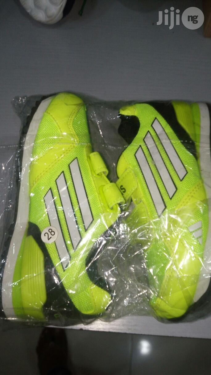 Children Adidas And Nike Sports Canvas | Children's Shoes for sale in Ikeja, Lagos State, Nigeria