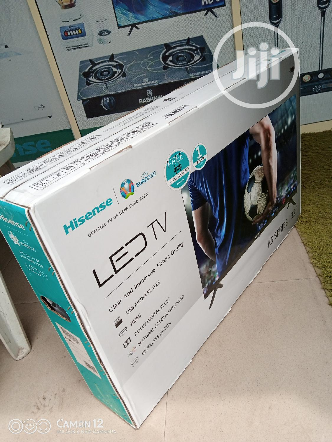Hisense LED 32 Inches Tv | TV & DVD Equipment for sale in Surulere, Lagos State, Nigeria