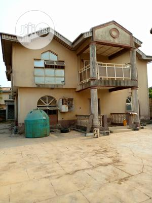 6 Bedroom Duplex In Estate Alagbado For Sale   Houses & Apartments For Sale for sale in Ifako-Ijaiye, Alagbado