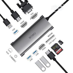 Alpha 11 in 1 USB-C Hub | Computer Accessories  for sale in Lagos State, Ikeja