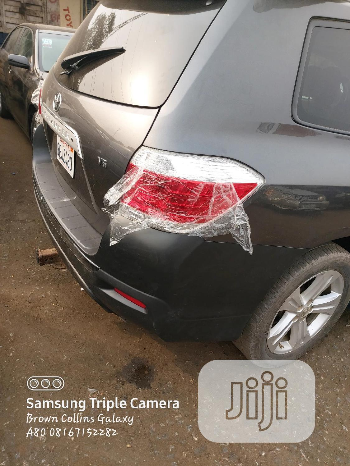 Upgrade Your Toyota Highlander 2008 to 2013 | Automotive Services for sale in Mushin, Lagos State, Nigeria