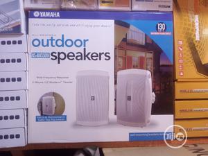 Yamaha Outdoor Speaker | Audio & Music Equipment for sale in Lagos State, Ikeja