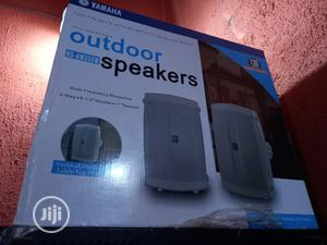 Yamaha Outdoor Speakers Pairs. NS-AW350W   Audio & Music Equipment for sale in Lagos State, Ojo
