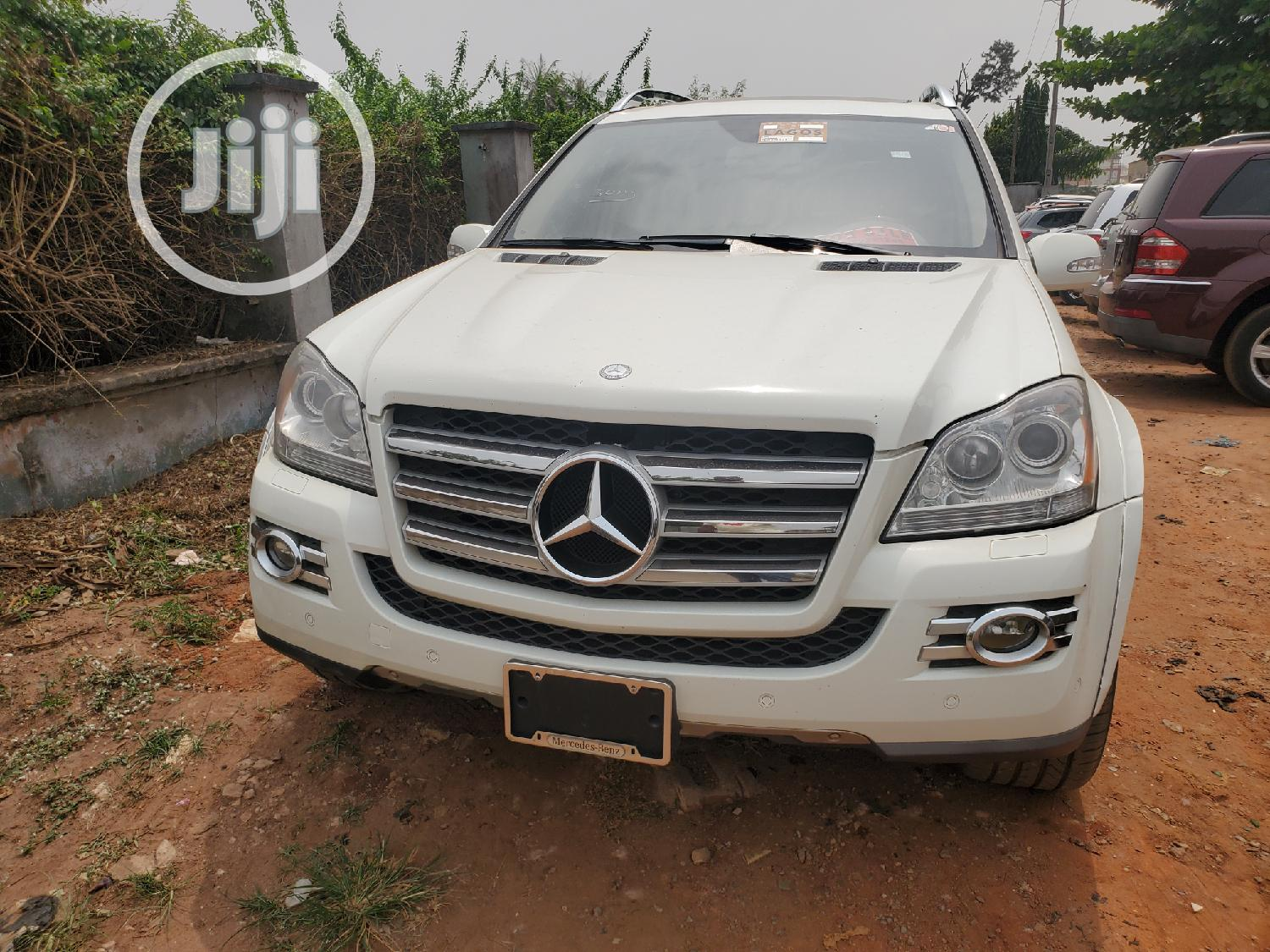 Mercedes-Benz GL Class 2008 White | Cars for sale in Benin City, Edo State, Nigeria