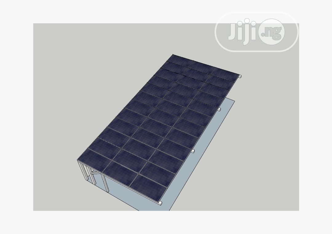 Archive: #1 Solar Carports Company in Nigeria Borno-State-Maiduguri