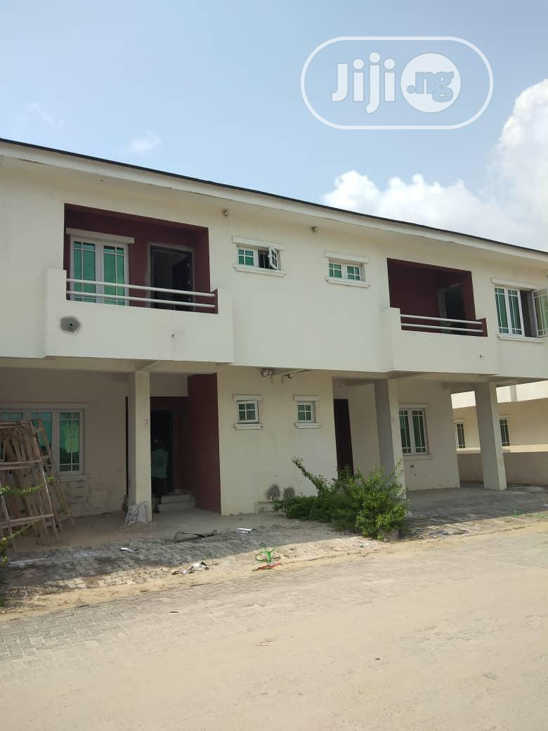 Executive Neat 4 Bedroom Terrace Duplex for Rent | Houses & Apartments For Rent for sale in Ajah, Lagos State, Nigeria