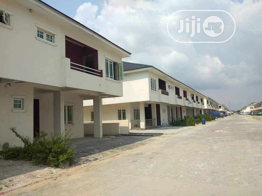 Executive Neat 4 Bedroom Terrace Duplex for Rent