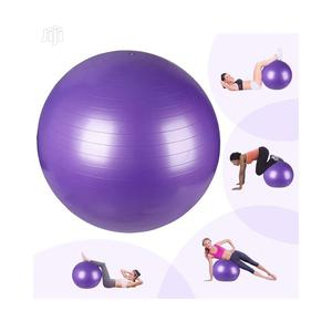 Gym Ball 65cm   Sports Equipment for sale in Lagos State, Surulere