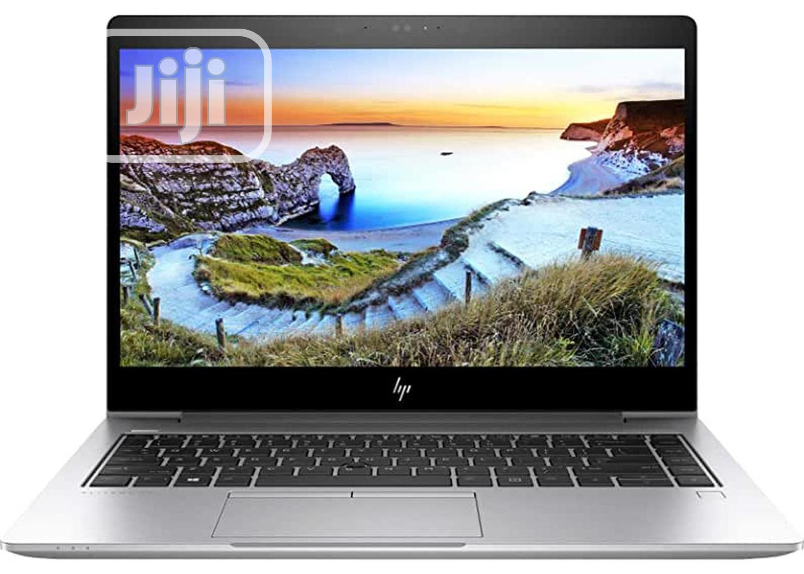 New Laptop HP EliteBook 840 G6 8GB Intel Core I7 SSD 256GB