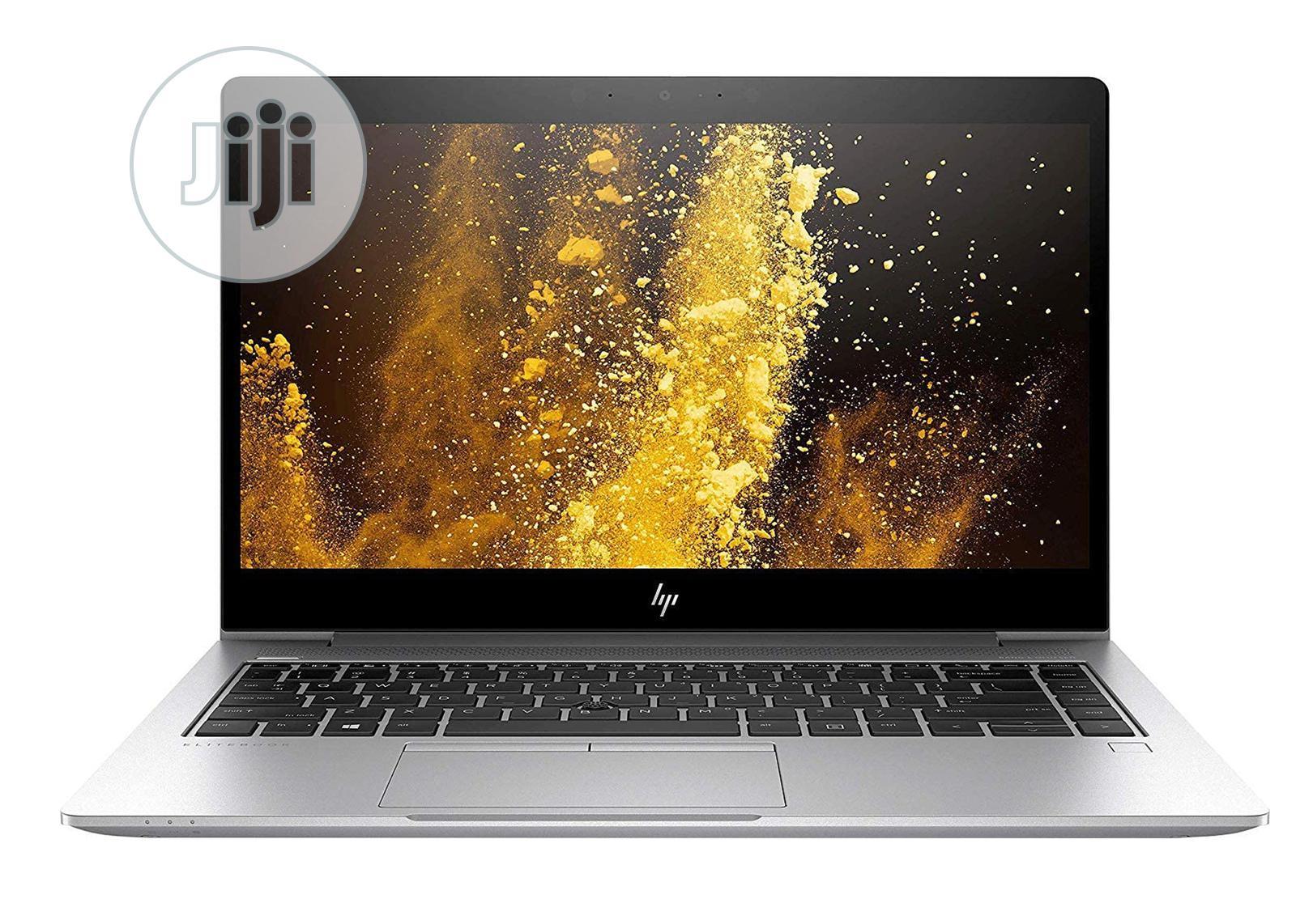 New Laptop HP EliteBook 840 G6 8GB Intel Core I7 SSD 256GB | Laptops & Computers for sale in Lagos Island (Eko), Lagos State, Nigeria