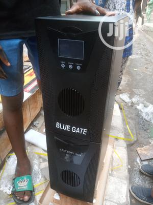 Blue Gate 5kva Ups | Computer Hardware for sale in Lagos State, Ojo