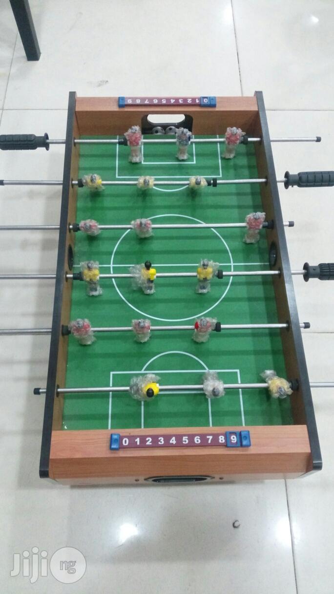 Children Soccer Table Game